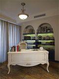 5-10万100平米三室一厅地中海风格影音室装修效果图