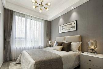 120平米公寓美式风格卧室图
