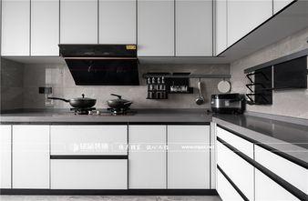 140平米复式其他风格厨房设计图