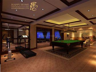 20万以上140平米别墅美式风格健身室效果图