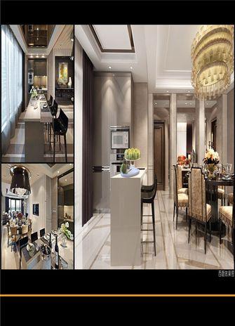 140平米四室四厅北欧风格客厅欣赏图