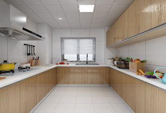 140平米四混搭风格厨房效果图