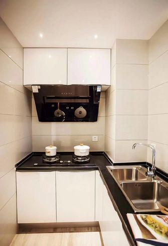 120平米三混搭风格厨房欣赏图