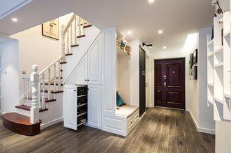 15-20万140平米复式北欧风格楼梯效果图