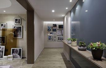 110平米复式现代简约风格走廊设计图