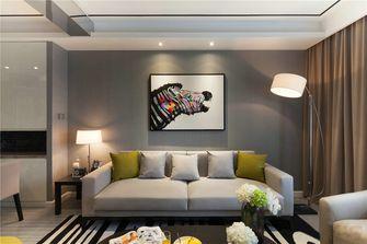 100平米三室两厅现代简约风格其他区域沙发装修案例