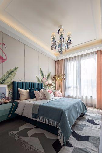 140平米别墅法式风格卧室装修效果图