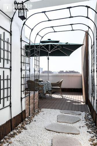 140平米三室两厅现代简约风格阁楼图