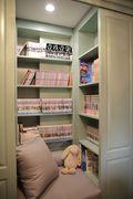 富裕型140平米三室一厅美式风格储藏室装修效果图