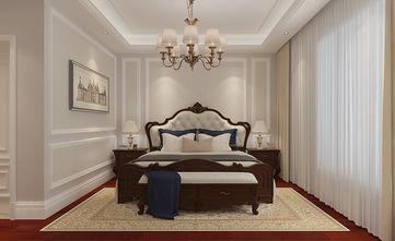 120平米三欧式风格卧室装修效果图