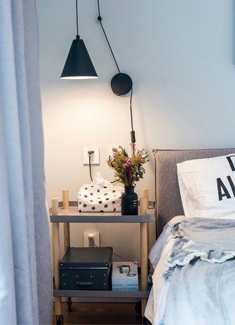 80平米欧式风格卧室欣赏图