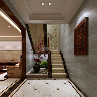 140平米复式中式风格楼梯效果图