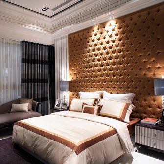 120平米三室一厅新古典风格卧室效果图