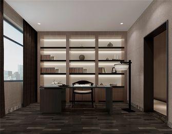 富裕型140平米四室三厅东南亚风格书房设计图