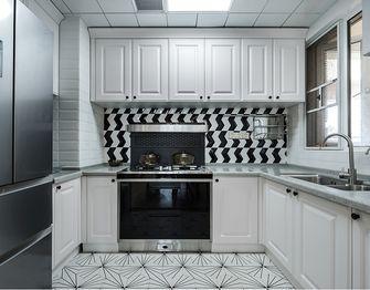 100平米三室两厅宜家风格厨房装修案例