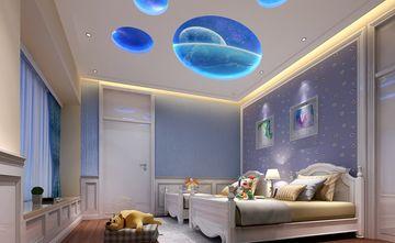 20万以上140平米别墅东南亚风格儿童房装修案例