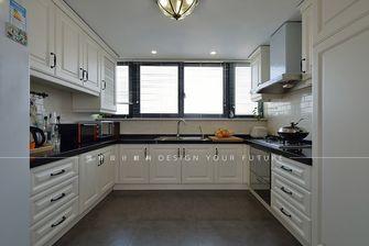 20万以上140平米别墅美式风格厨房图