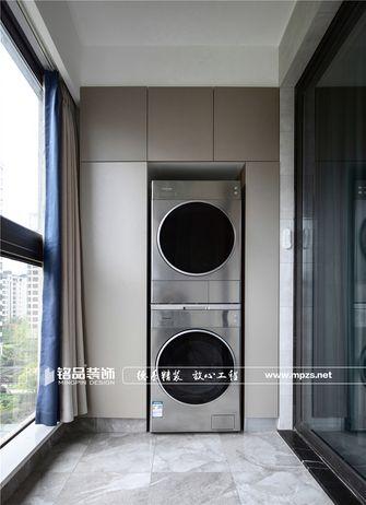 80平米三室两厅现代简约风格阳光房装修案例