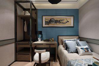 100平米三中式风格卧室装修图片大全
