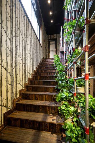 豪华型140平米东南亚风格走廊装修案例