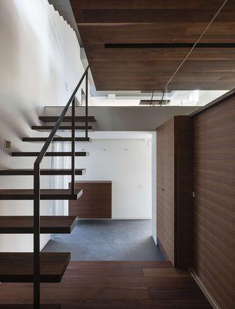 10-15万140平米复式日式风格楼梯装修效果图