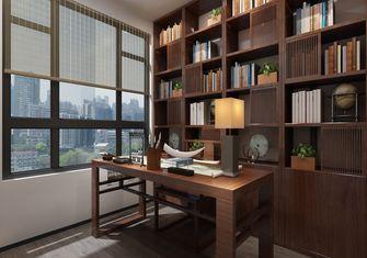 130平米四中式风格书房图片