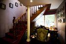 20万以上140平米三室两厅欧式风格楼梯装修案例