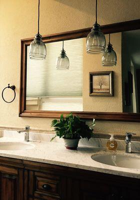 140平米别墅美式风格卫生间装修案例