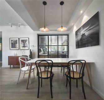 100平米三室一厅混搭风格餐厅图片