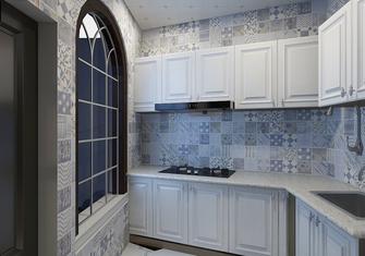 40平米小户型美式风格厨房图