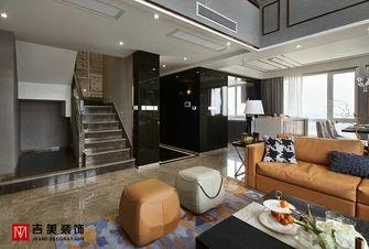 20万以上140平米四室两厅混搭风格楼梯图