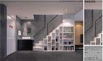 100平米复式其他风格楼梯间装修案例