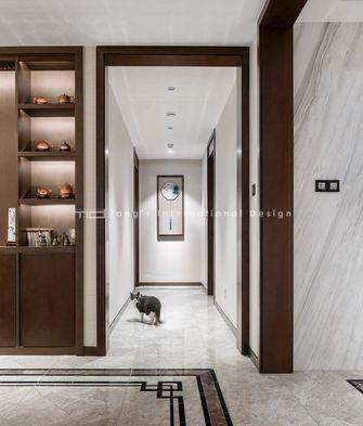 140平米四室两厅中式风格走廊图片