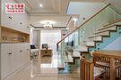 豪华型140平米三室三厅中式风格楼梯设计图