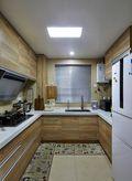3-5万120平米三室两厅东南亚风格厨房图片