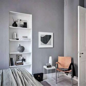 60平米混搭风格卧室装修效果图