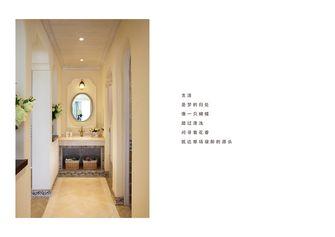 100平米美式风格走廊装修图片大全