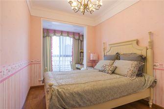 120平米三室两厅美式风格儿童房图片