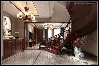 140平米复式中式风格走廊图片大全