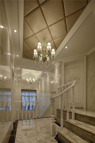 140平米别墅北欧风格楼梯图片