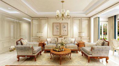 法式风格客厅效果图