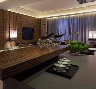 90平米三中式风格厨房设计图
