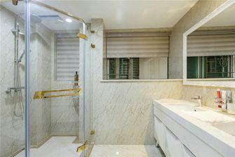 130平米三室三厅新古典风格卫生间装修图片大全