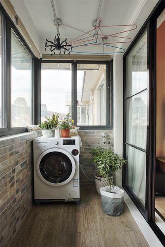 140平米复式现代简约风格阳台图片