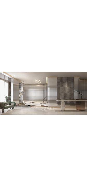 豪华型110平米三室一厅其他风格客厅欣赏图