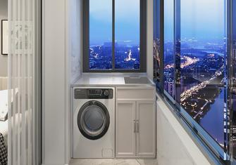 30平米超小户型现代简约风格阳台图片