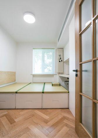 60平米一室一厅现代简约风格卧室装修效果图