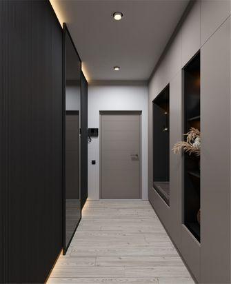 100平米现代简约风格玄关设计图