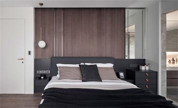 130平米三现代简约风格卧室图片大全