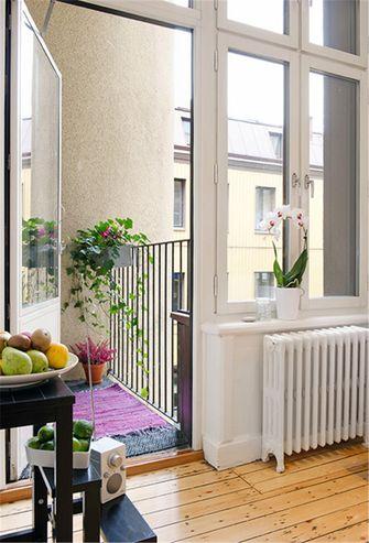 80平米现代简约风格其他区域家具欣赏图